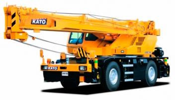 Автокран Kato 25 тонн