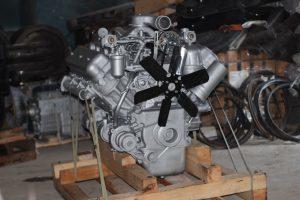 Дизельный двигатель ЯМЗ-236М2