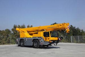 Автокран Liebherr 40 тонн