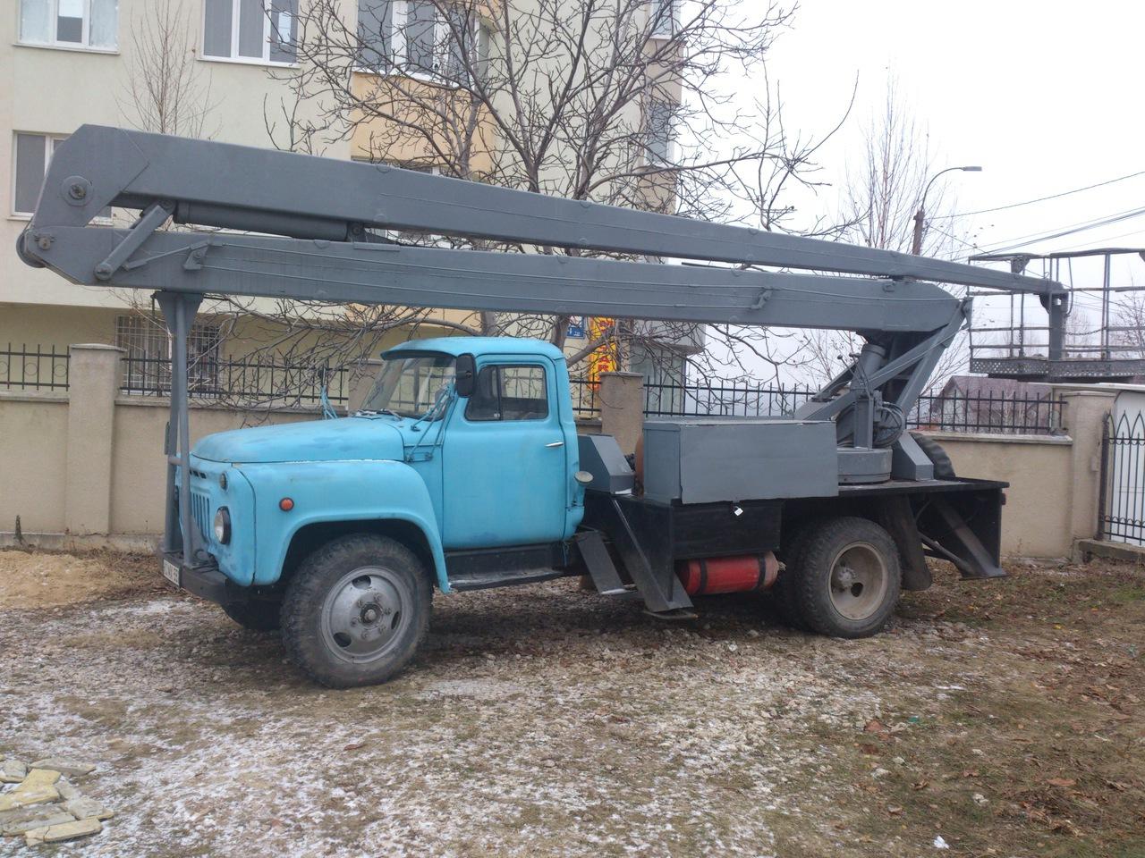 ГАЗ-53 автовышка
