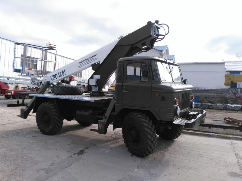 ГАЗ-66 ВИПО-18