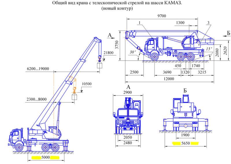 МКТ-25 размеры