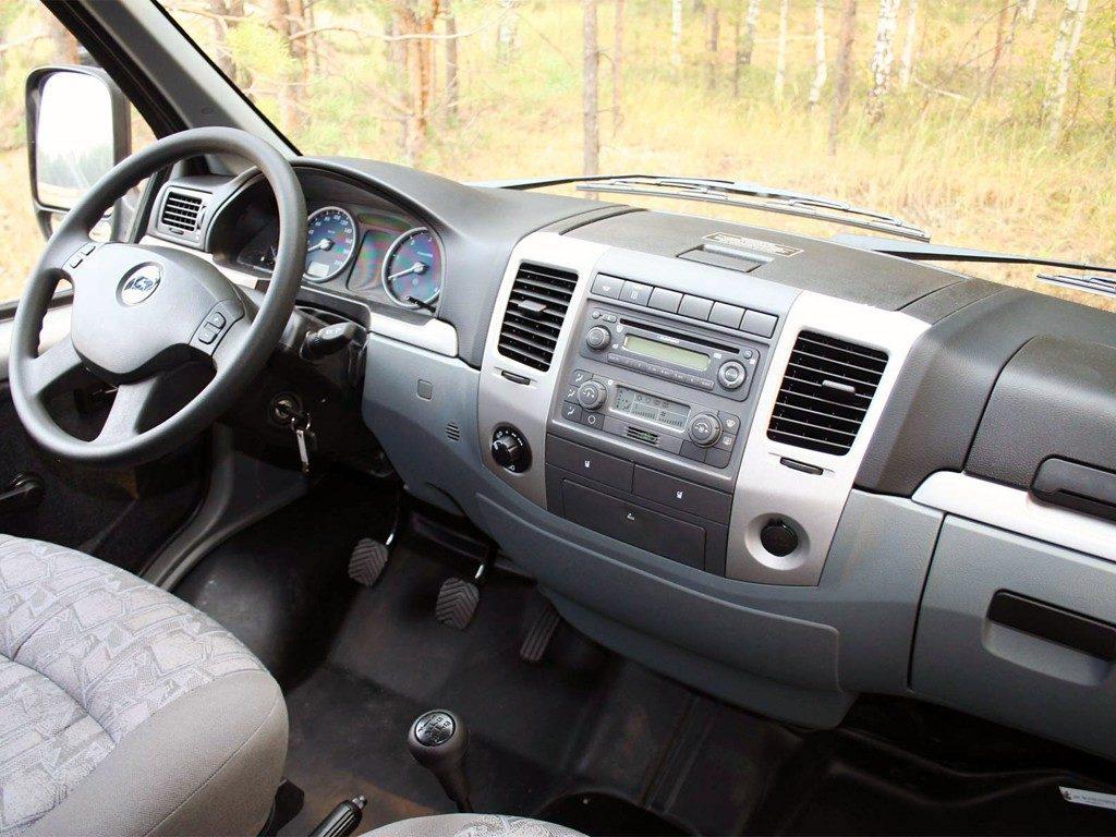 ГАЗ-330202 салон