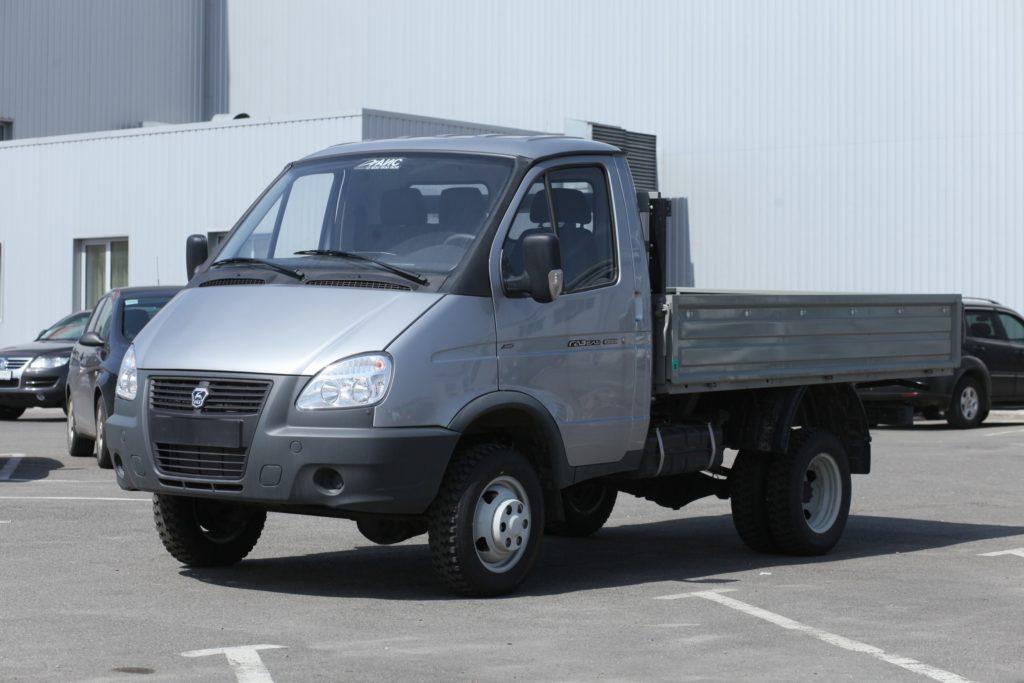 ГАЗ-33027