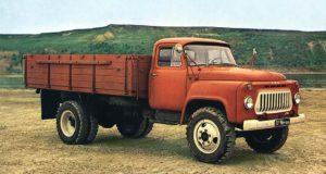 ГАЗ-53 история