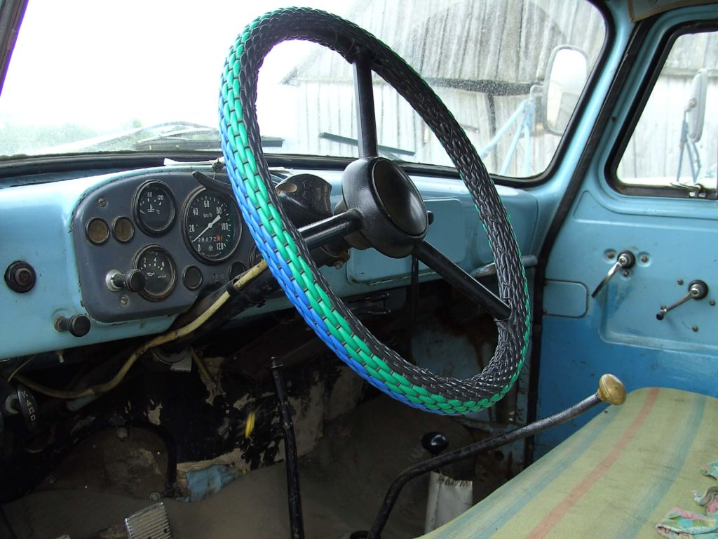 ГАЗ-53 кабина