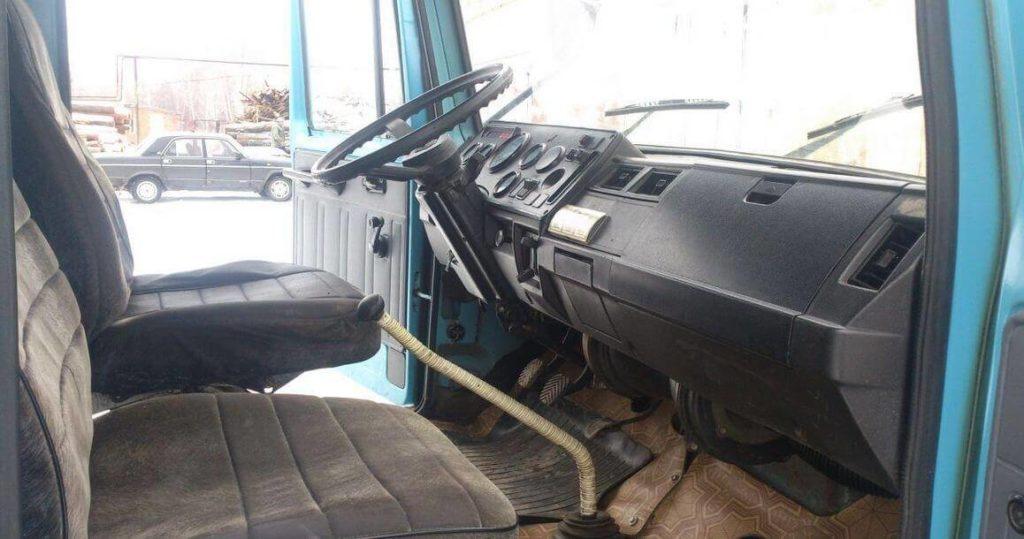 Кабина ГАЗ-3307