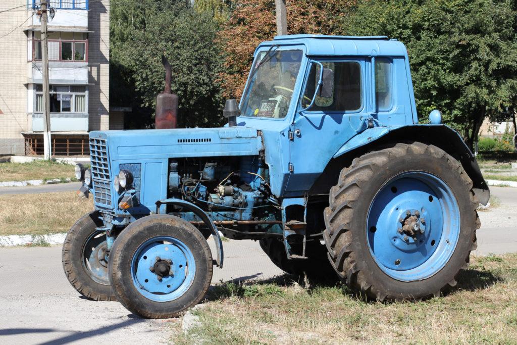 "Трактор МТЗ-80 ""Беларус"""
