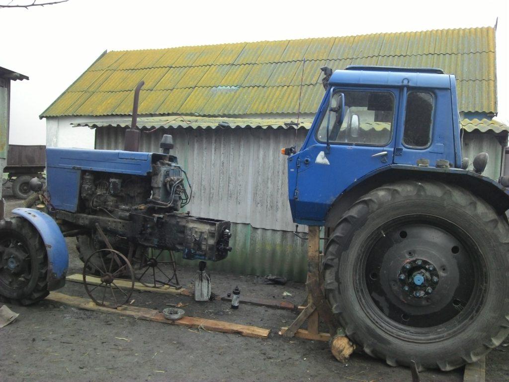 Ремонт МТЗ 80