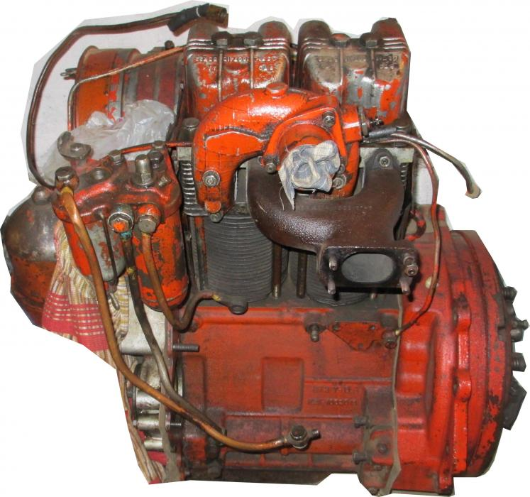 Т-25 двигатель