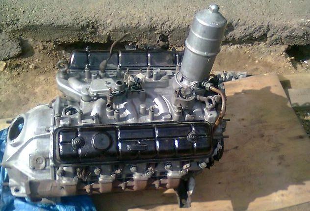 ГАЗ-53 двигатель