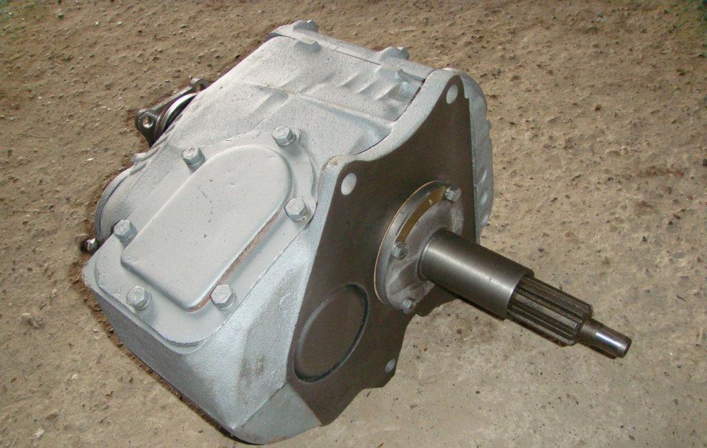 ГАЗ 66 КПП коробка передач