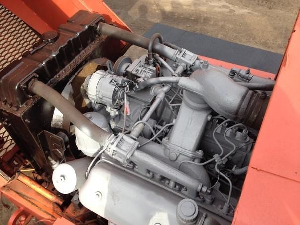 Автогрейдер ГС-14.02 двигатель