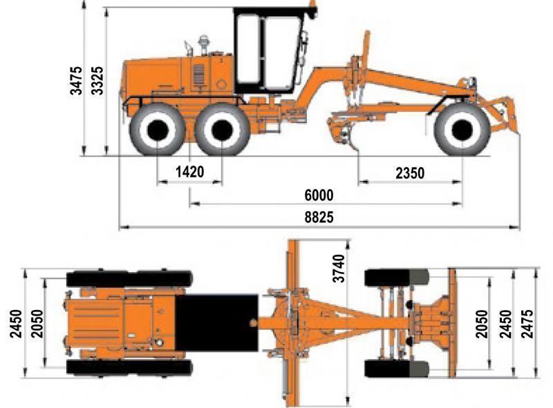 ГС-14.02 габаритные размеры