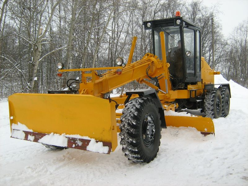 ГС-14.02 уборка снега