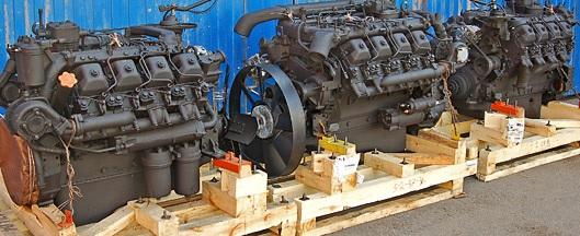 КамАЗ-65115 двигатель