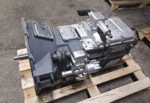 КамАЗ-65115 коробка передач