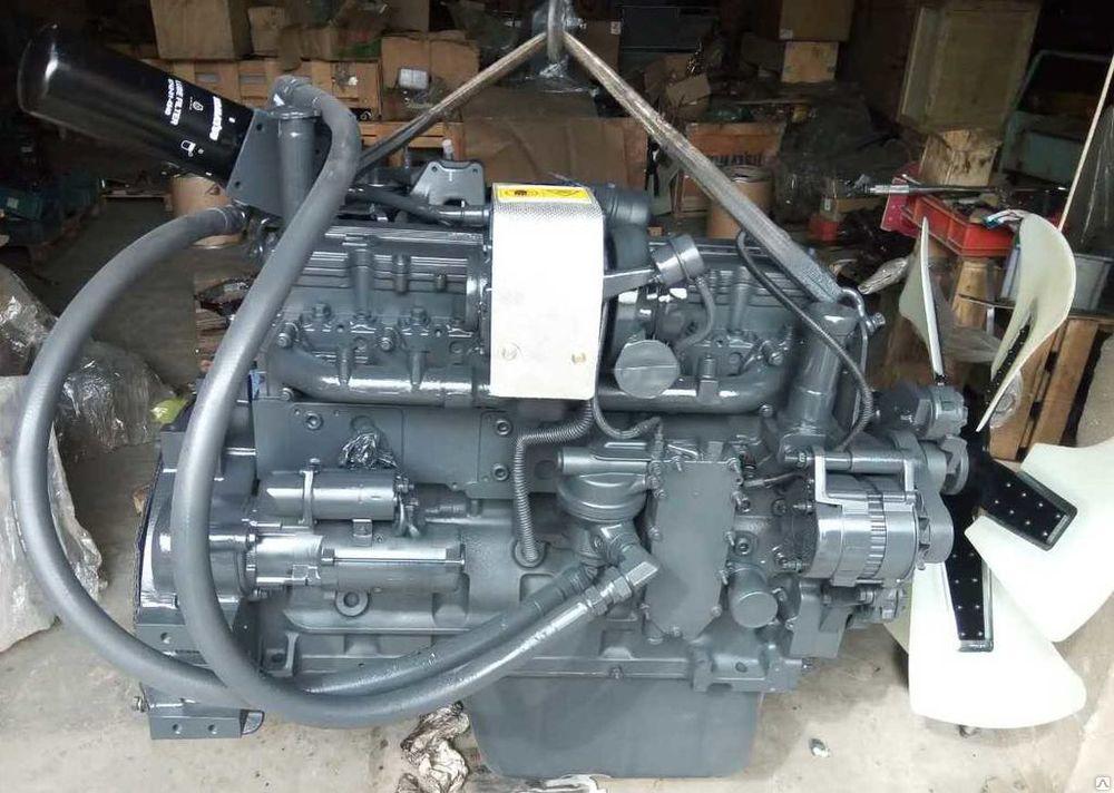 Kомаtsu SAA6D114E двигатель