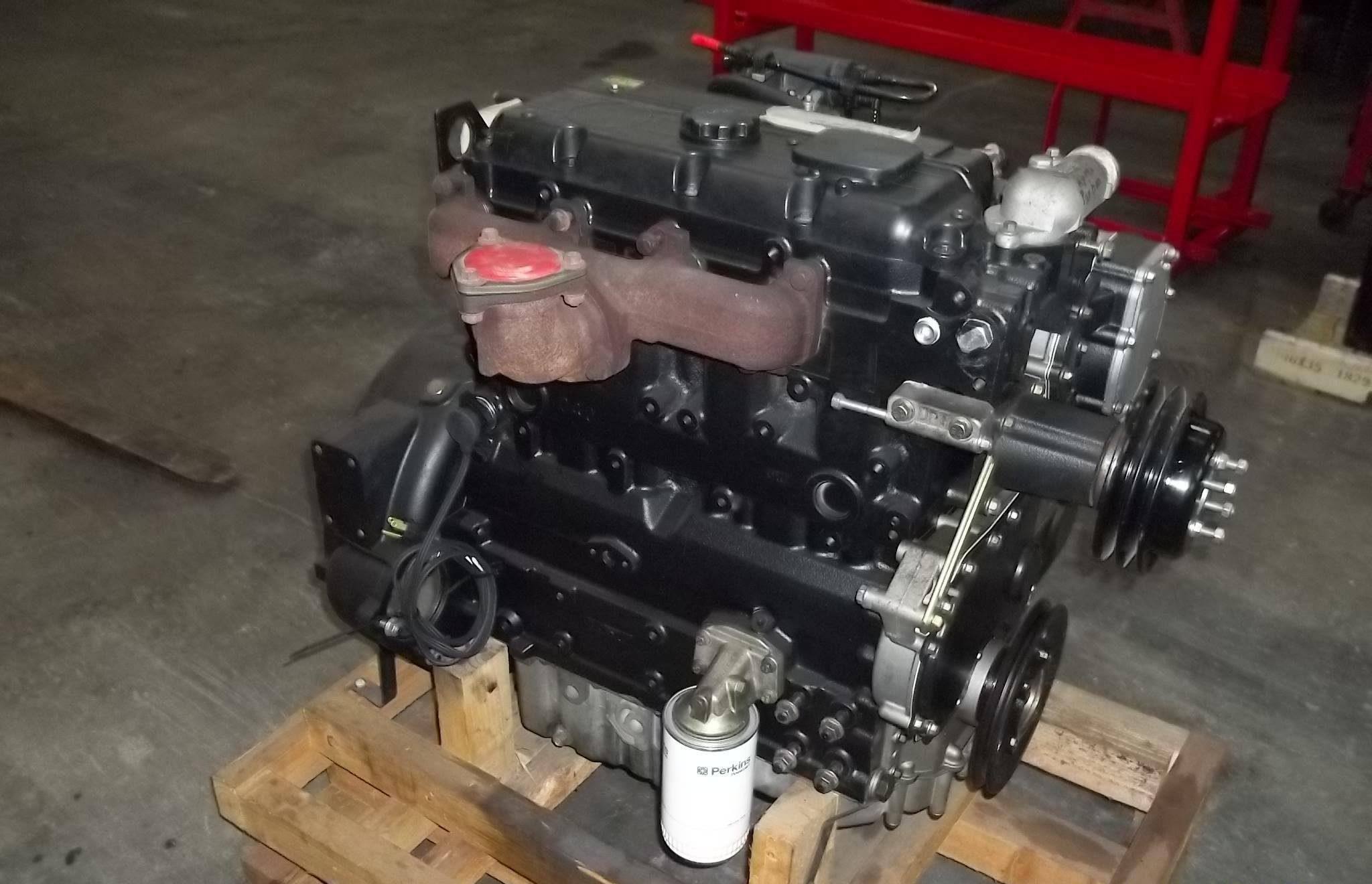 Perkins 1104C-44