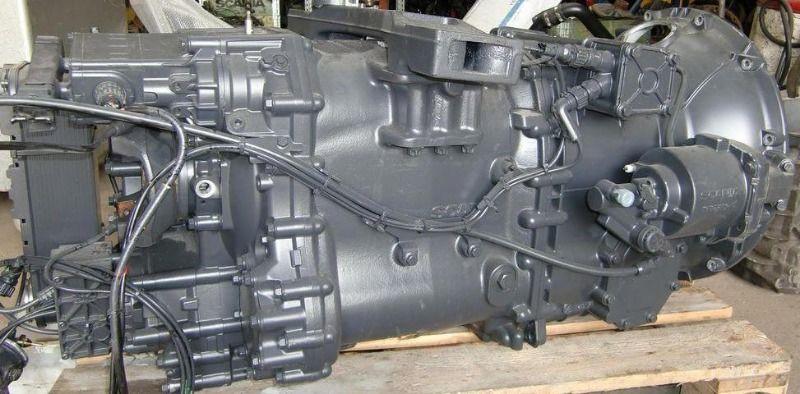 Scania P380 коробка передач
