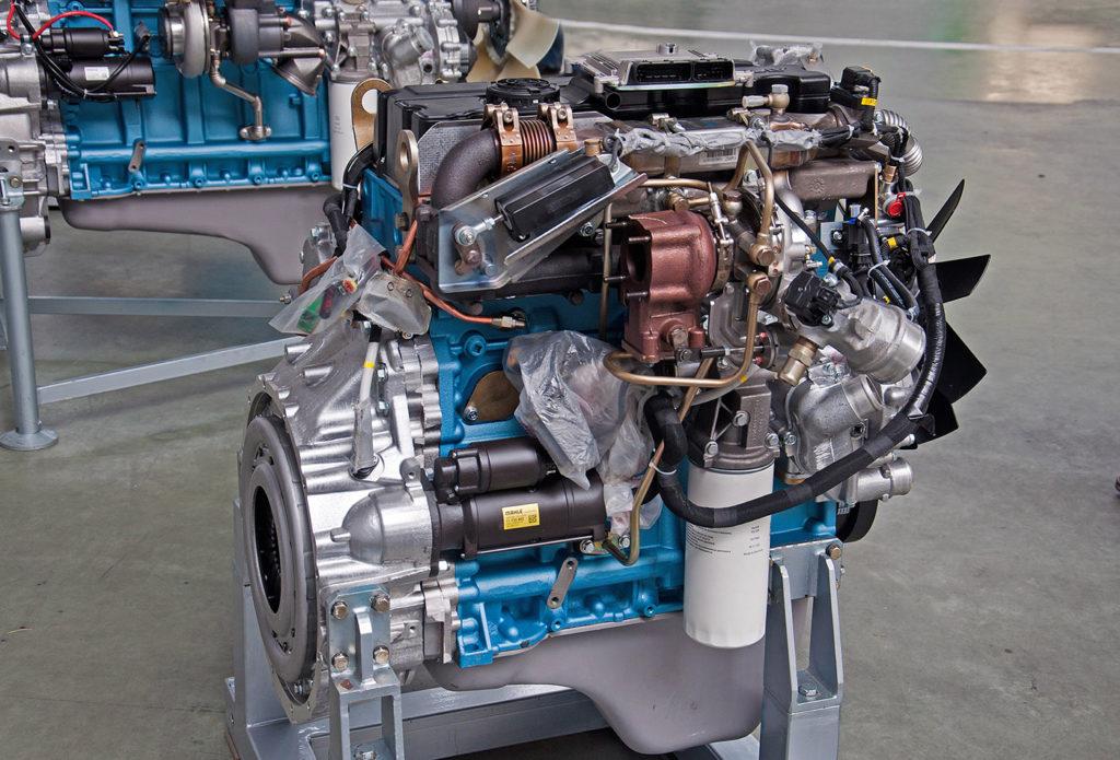 Кировец К-424 двигатель