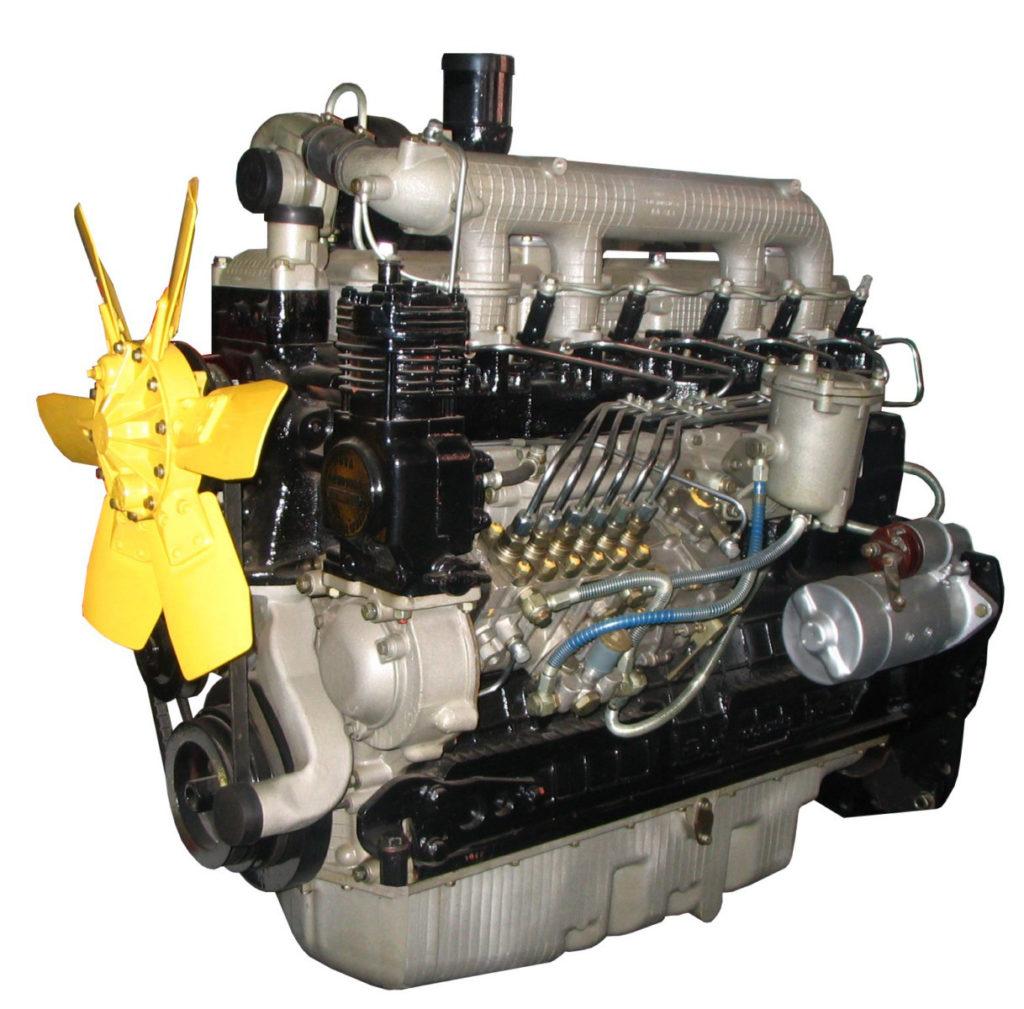 ММЗ-245 двигатель