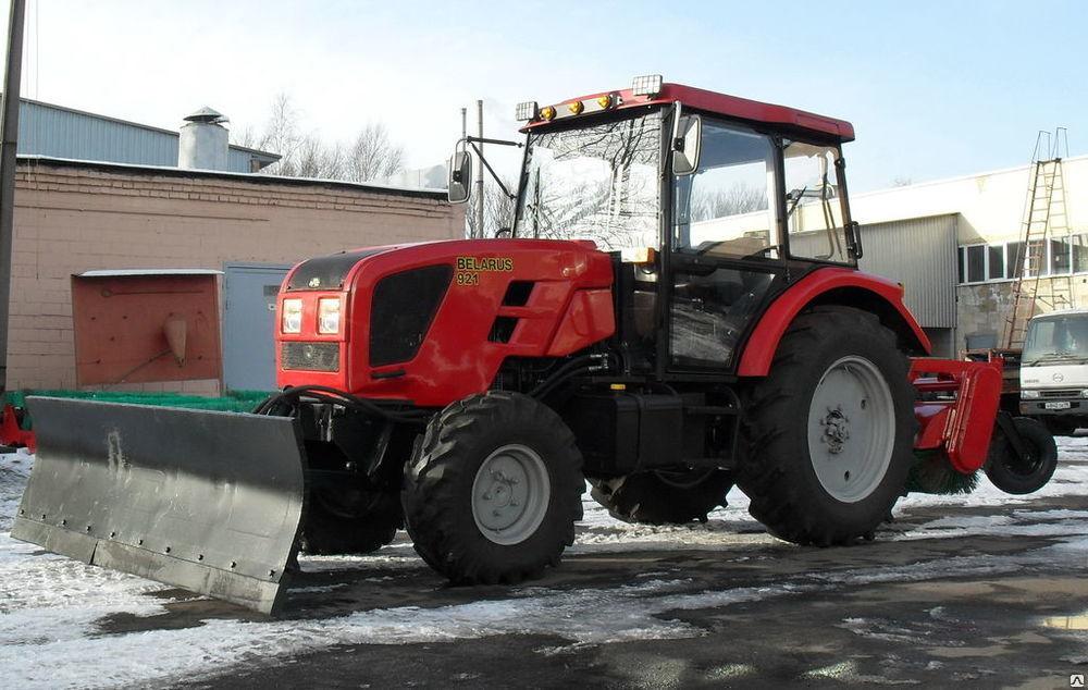 МТЗ-921 Беларус