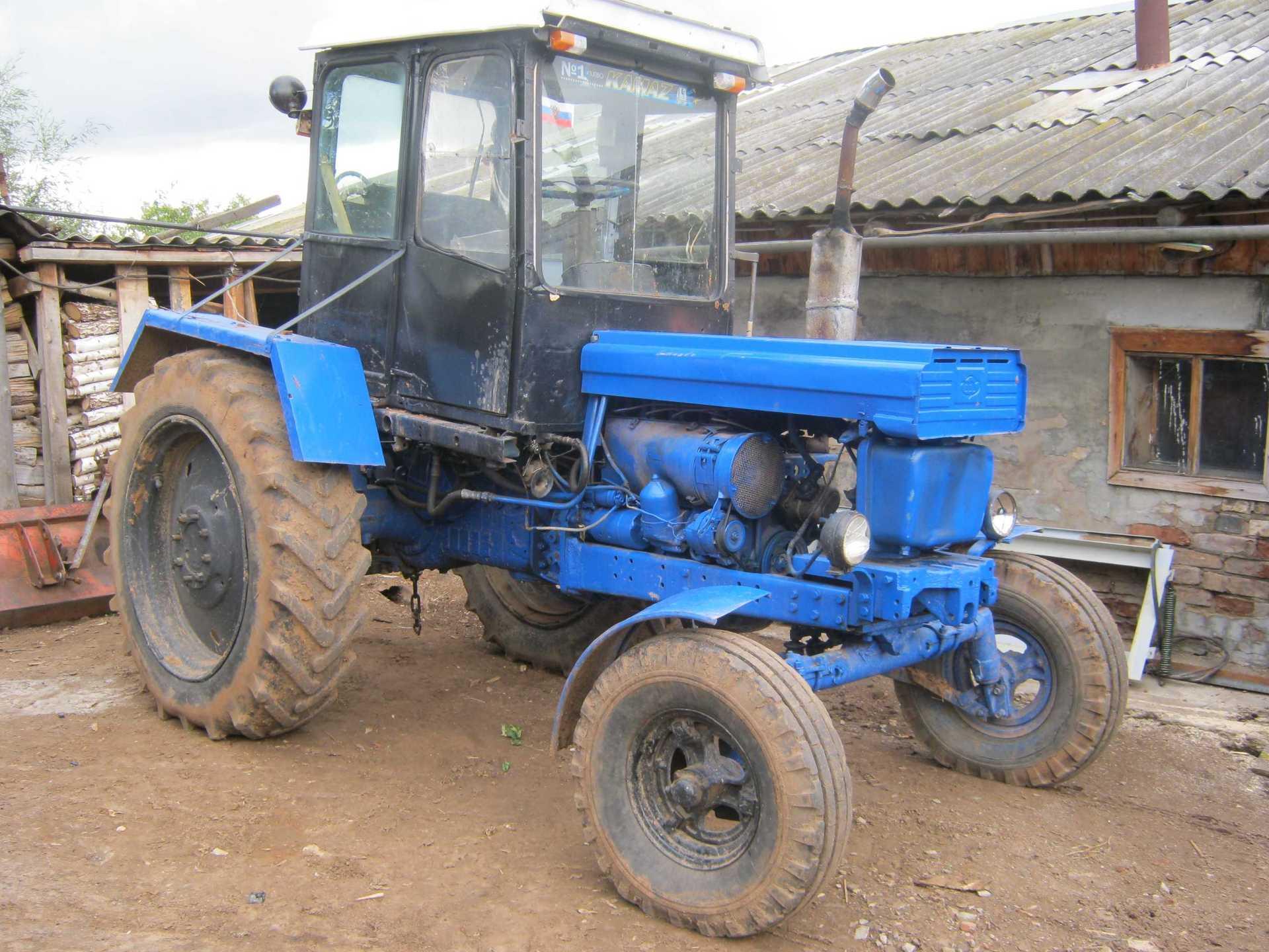 Трактор Владимирец Т-28