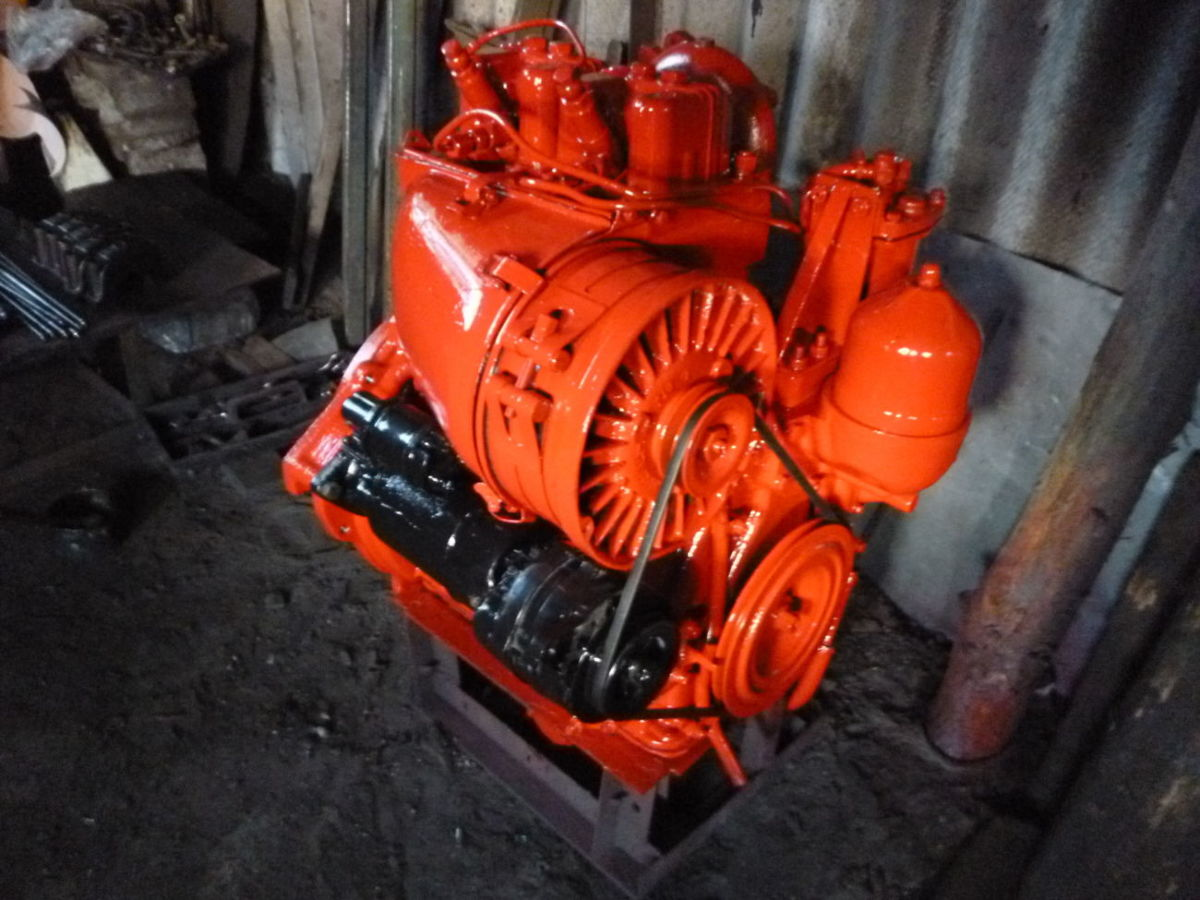 Трактор Т-16 двигатель