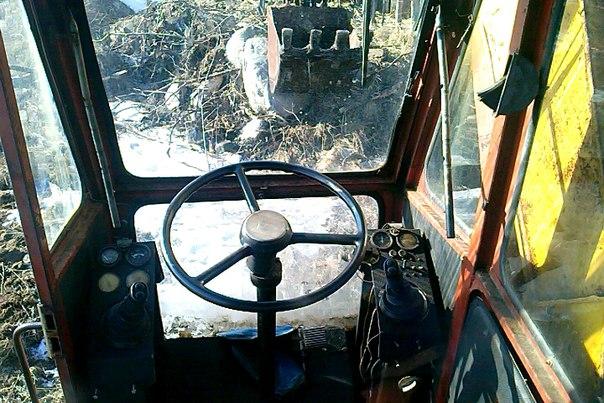 ЭО-3323 кабина