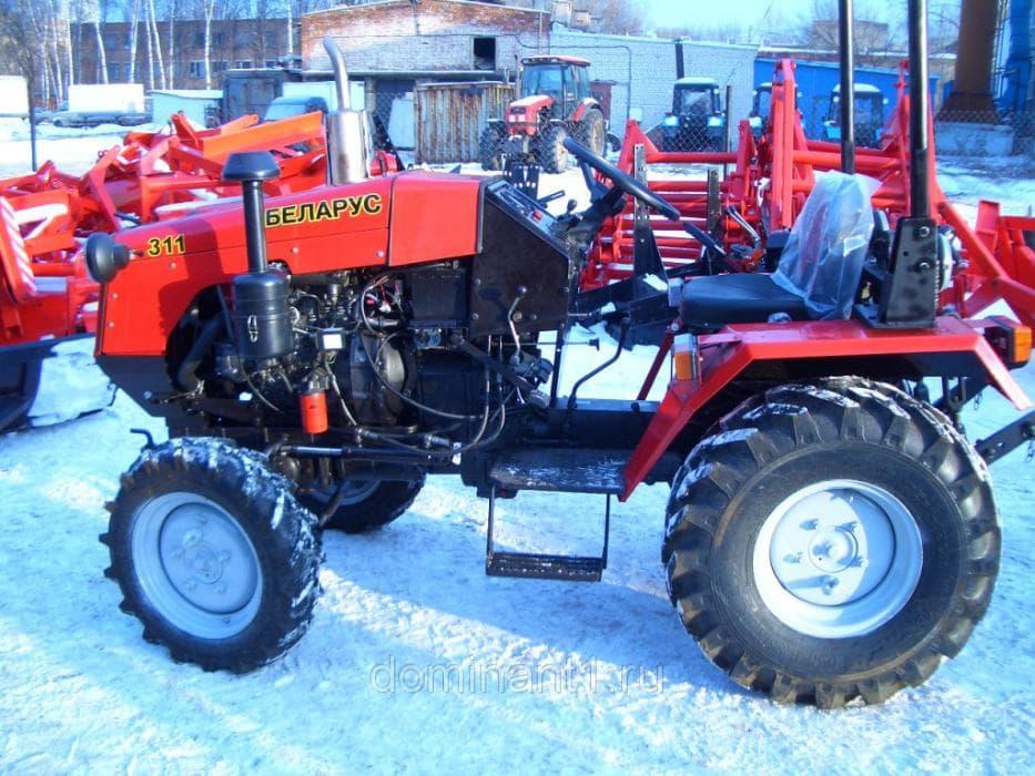 Беларус МТЗ-311 новый