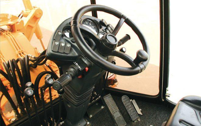 ДЗ-122 кабина