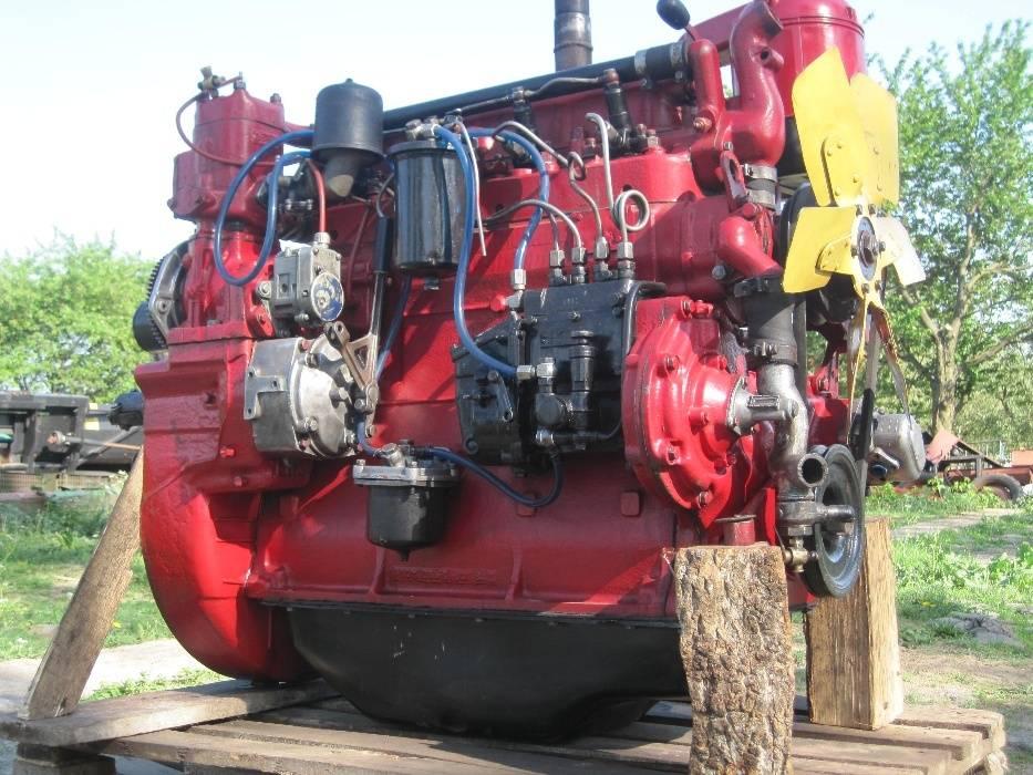 Двигатель Д65