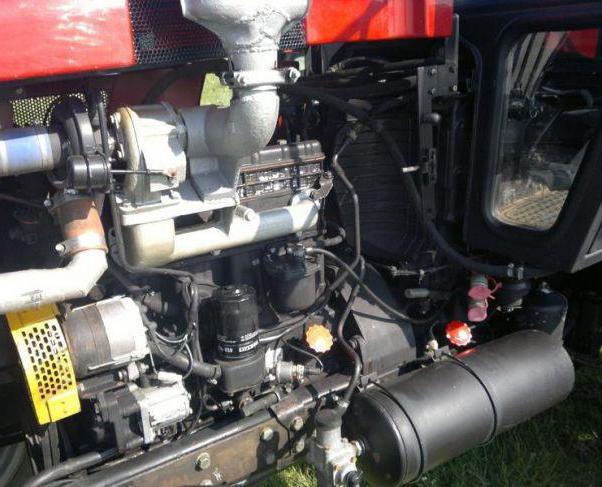 МТЗ 1025 двигатель