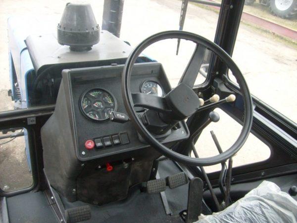 МТЗ 1221 кабина