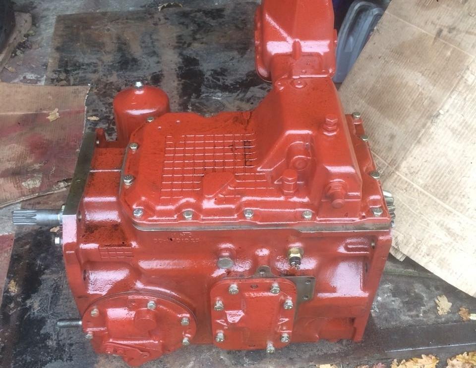 МТЗ 1221 коробка передач