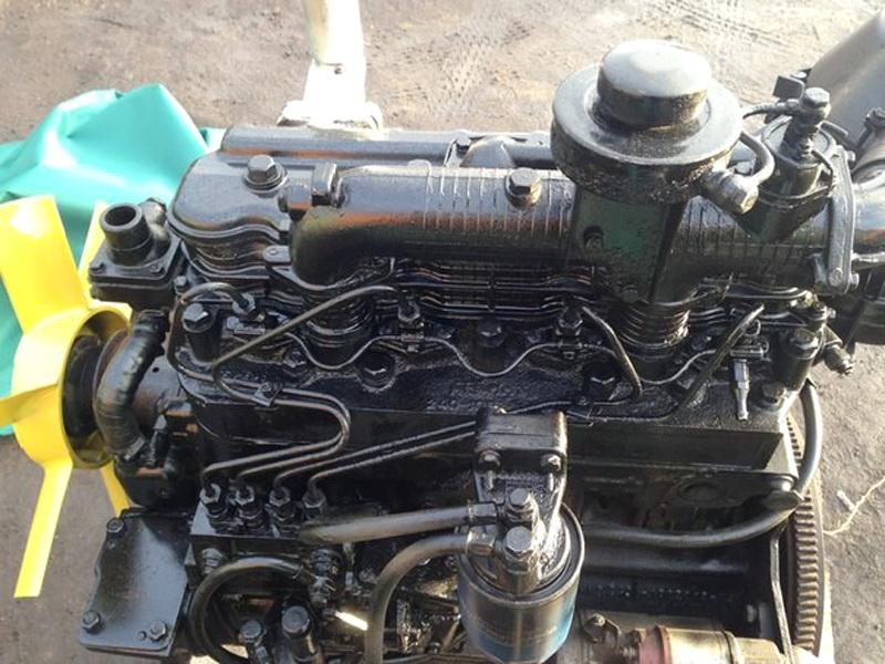 МТЗ-920 двигатель