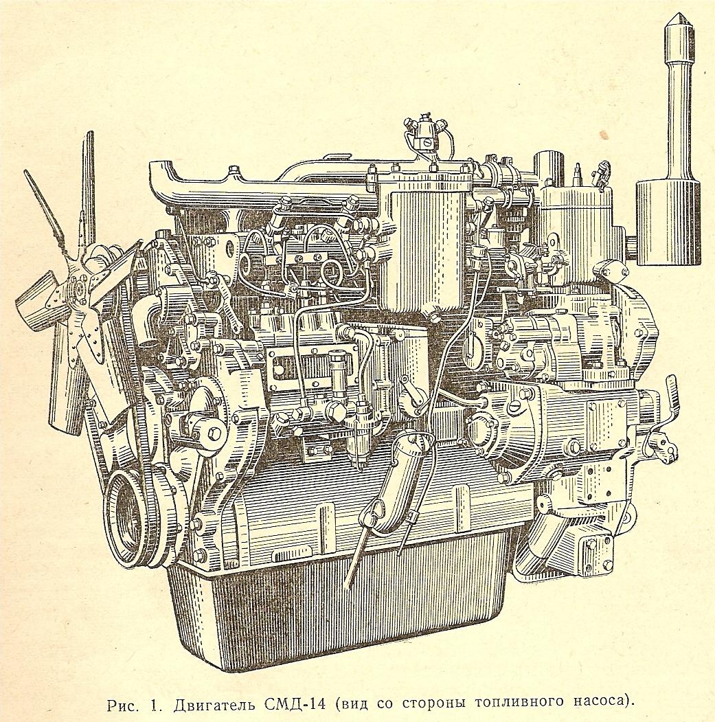 СМД-14А
