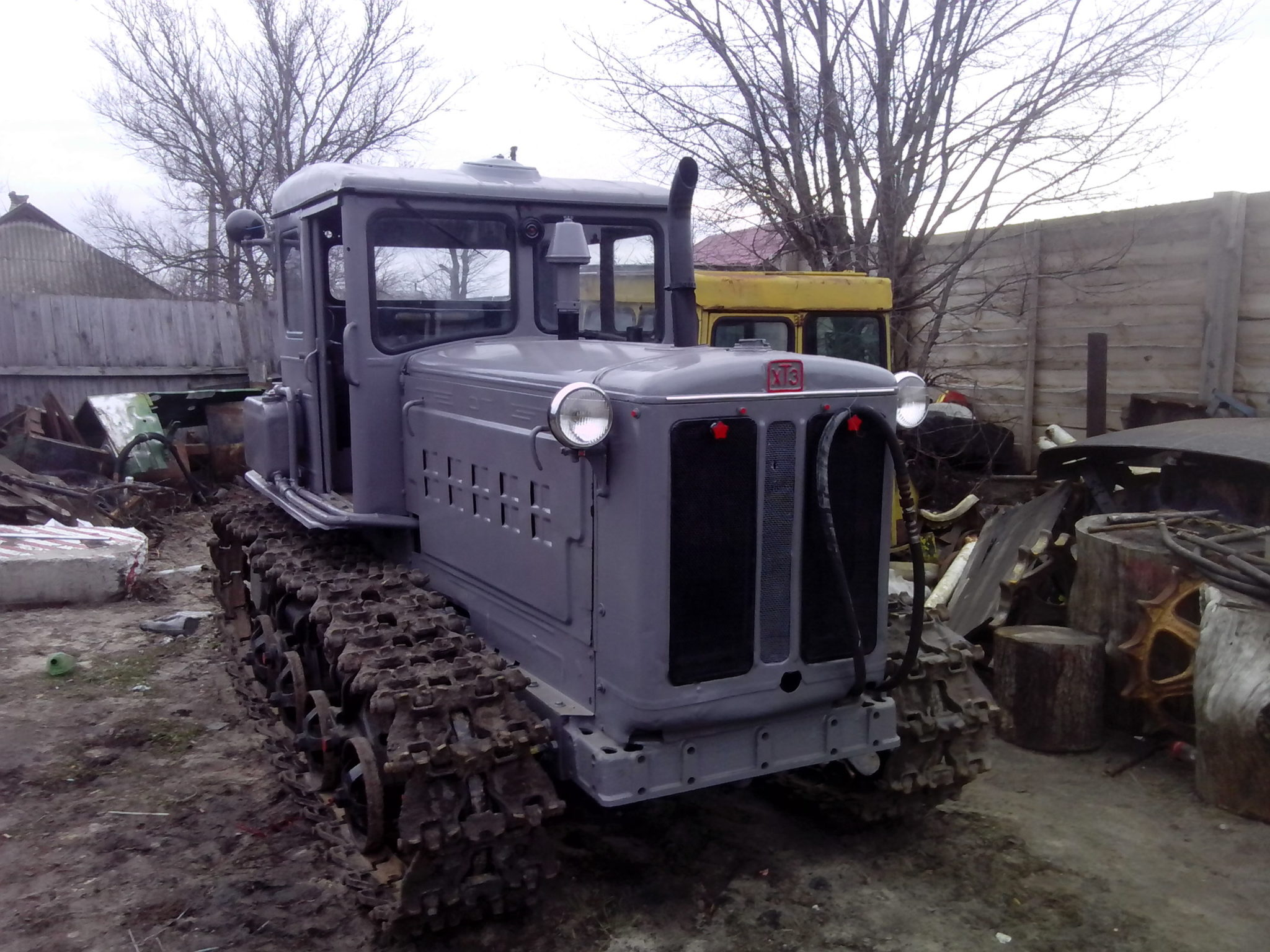 ХТЗ Т-74