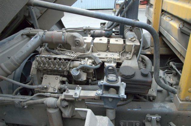 КамАЗ-4308 Двигатель
