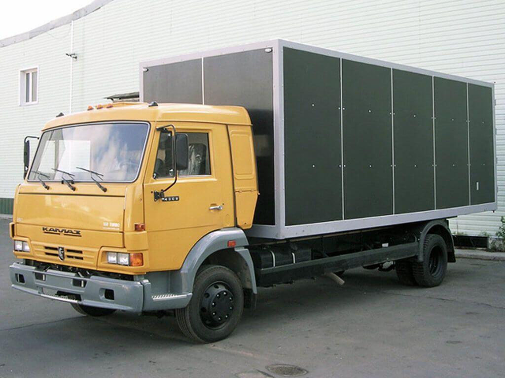КамАЗ-4308 Модификации