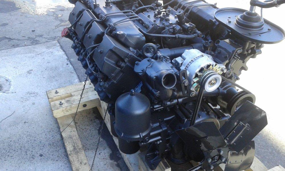 КамАЗ-4310 Двигатель