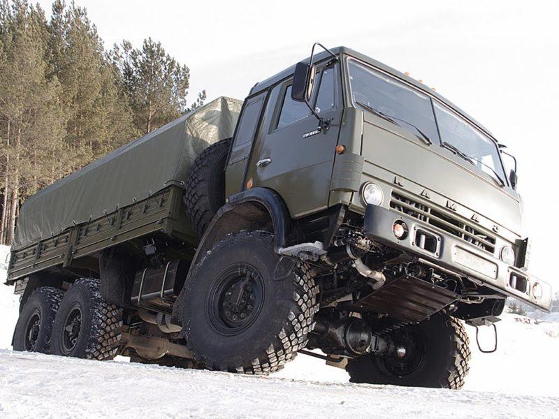 КамАЗ-4310 Шасси
