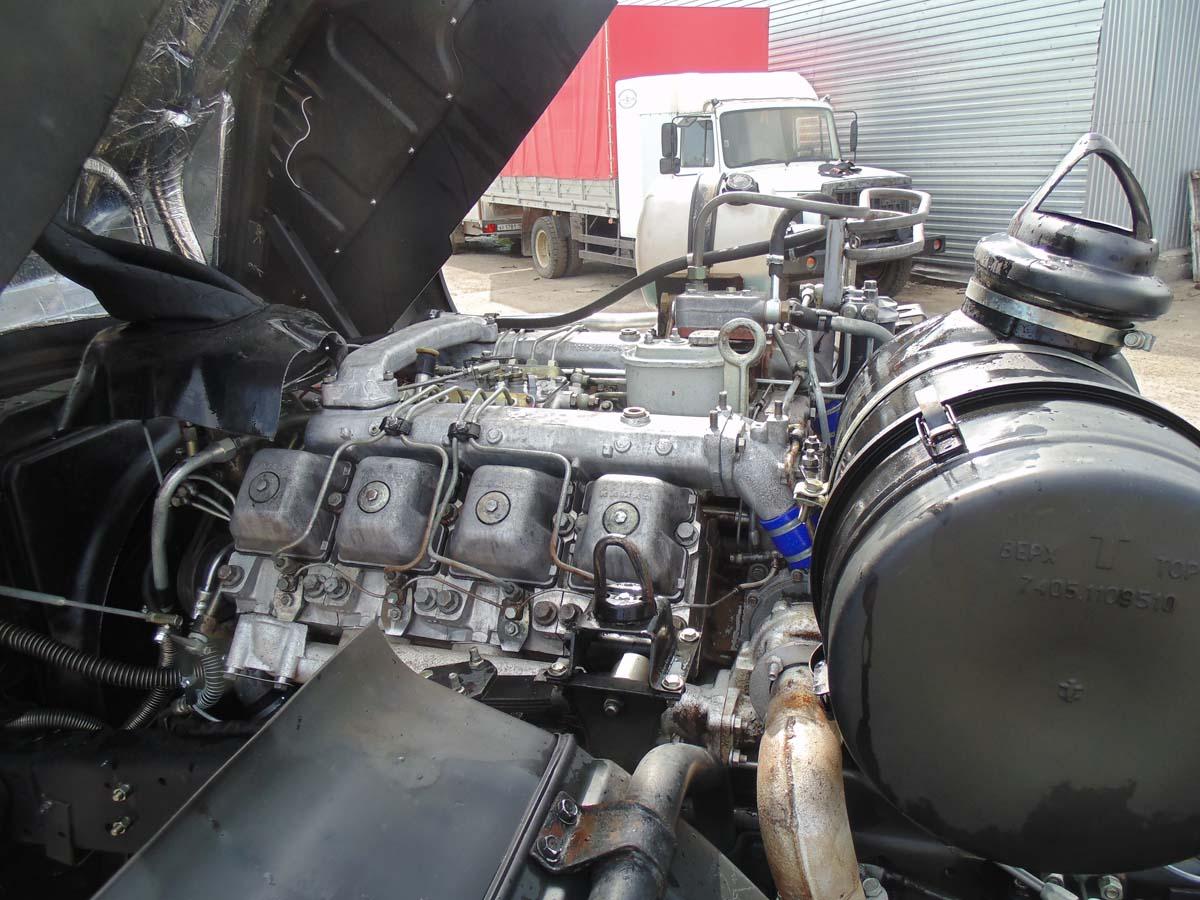 КамАЗ-43118 Двигатель