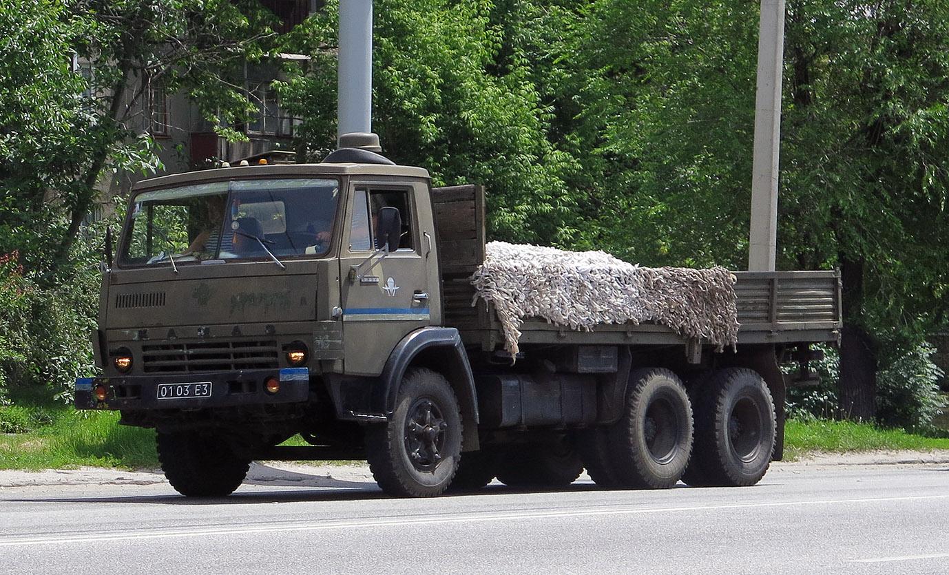 КамАЗ-5320 Армейский