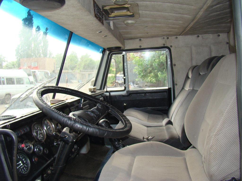 КамАЗ-5320 Салон