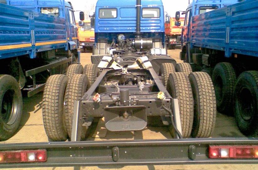 КамАЗ-5320 Шасси