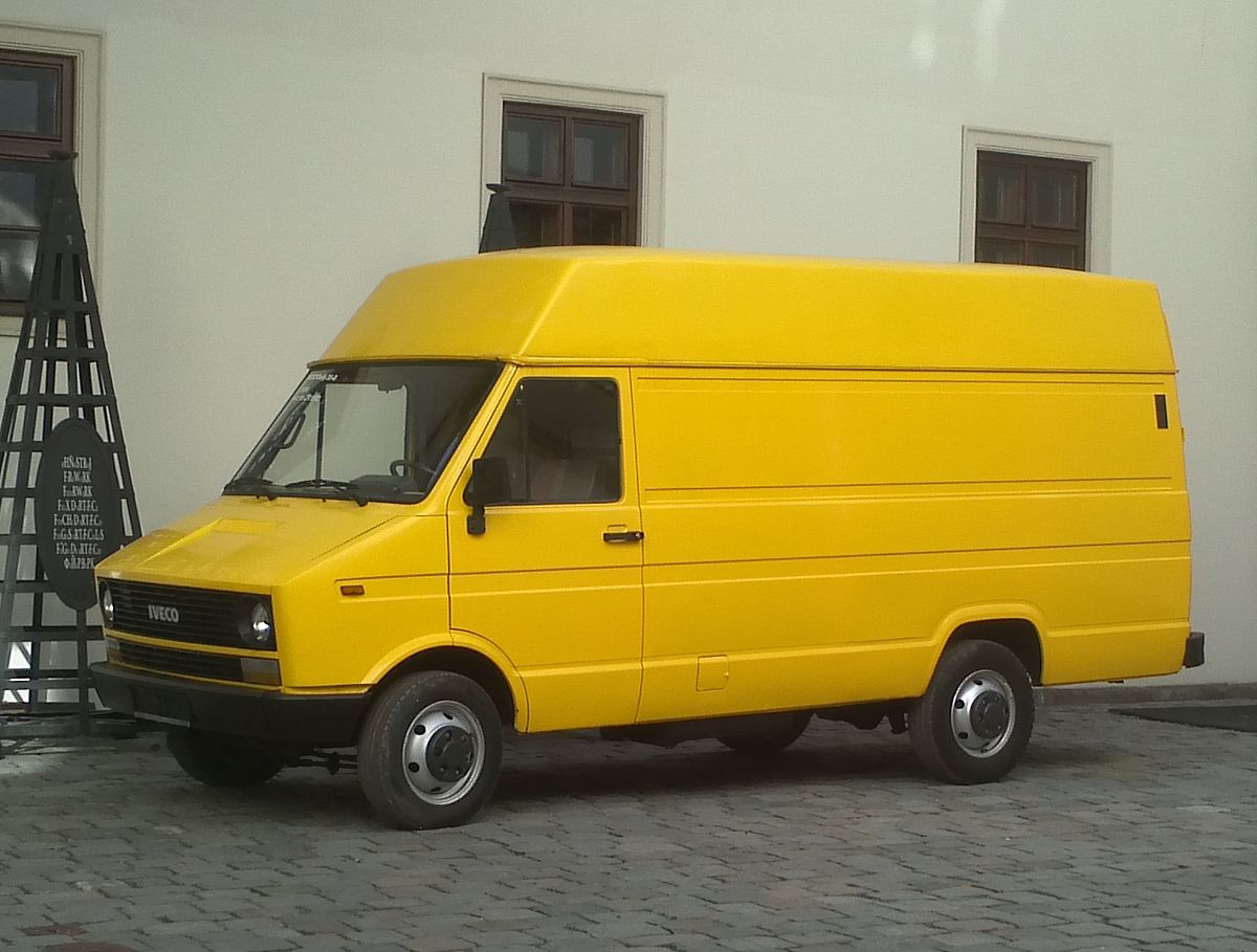 Iveco Daily 1ое