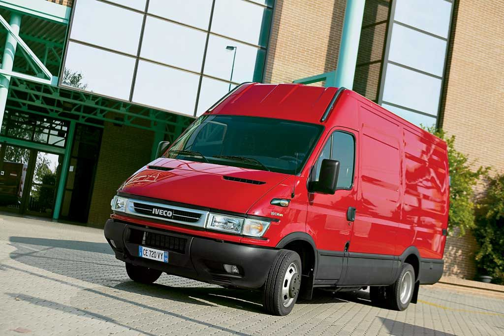 Iveco Daily 3е