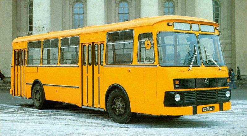 ЛиАЗ-677М ЛиАЗ 677, автобуз, лиаз